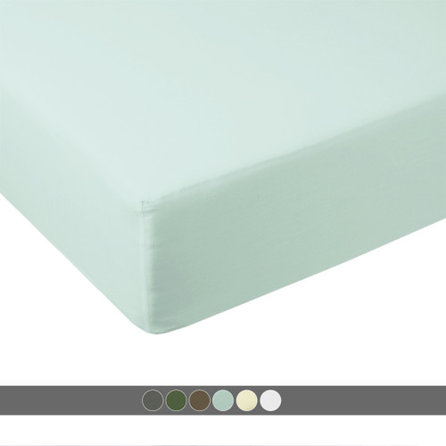 Split-Top-King-Fitted-Sheet-100- Bamboo-600-Thread-Count-Sea