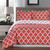Coral-Meridian-100%-Cotton-Duvet-Cover-Sets