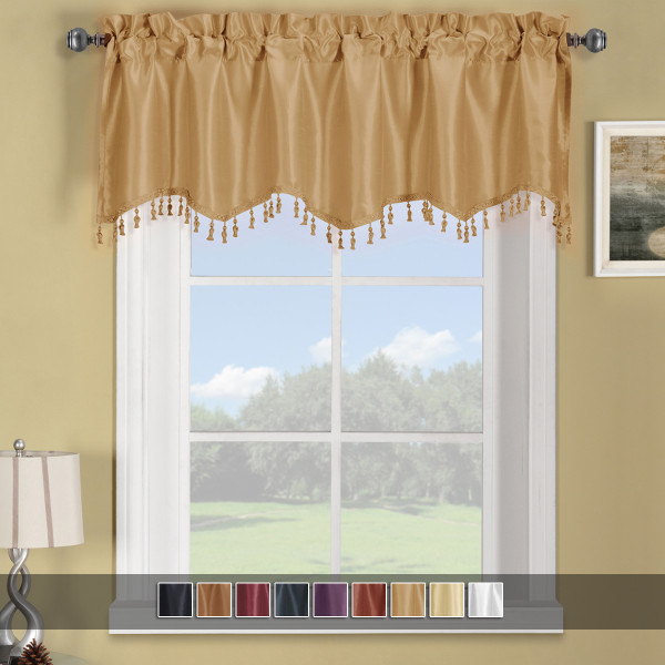 Soho Straight Valance
