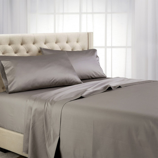 Luxury 1200 Thread Count Sheets 100% Cotton Solid