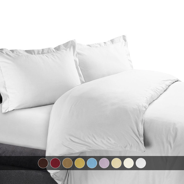 Deluxe-lightweight-450-Thread-Count-100%-Cotton-Duvet-Cover
