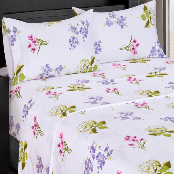 Blossom-300-Thread-Count-100%-Cotton-Sheet-Sets-Closeup