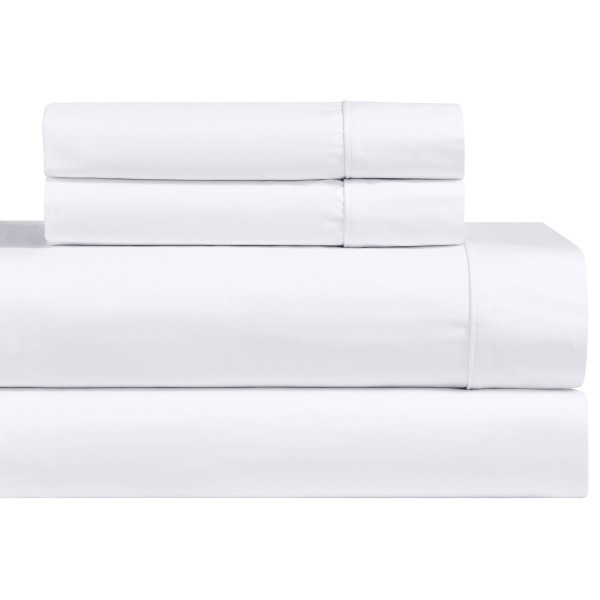 White-California-King-Size-Sheets