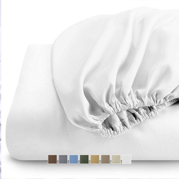 Flex Top King Fitted Sheet 650 Thread Count