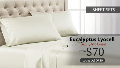 Eucalyptus Lyocell Luxury 600 Count