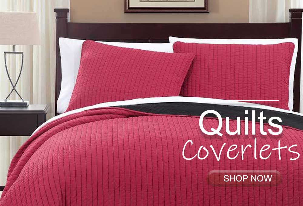 Quilts & Coverlets Sets