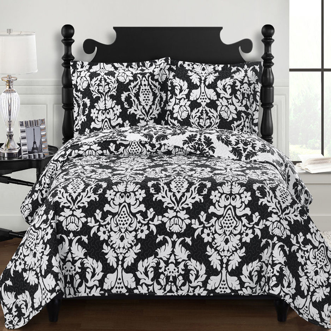 Catherine Oversized King Quilts Or Queen Size Reversible