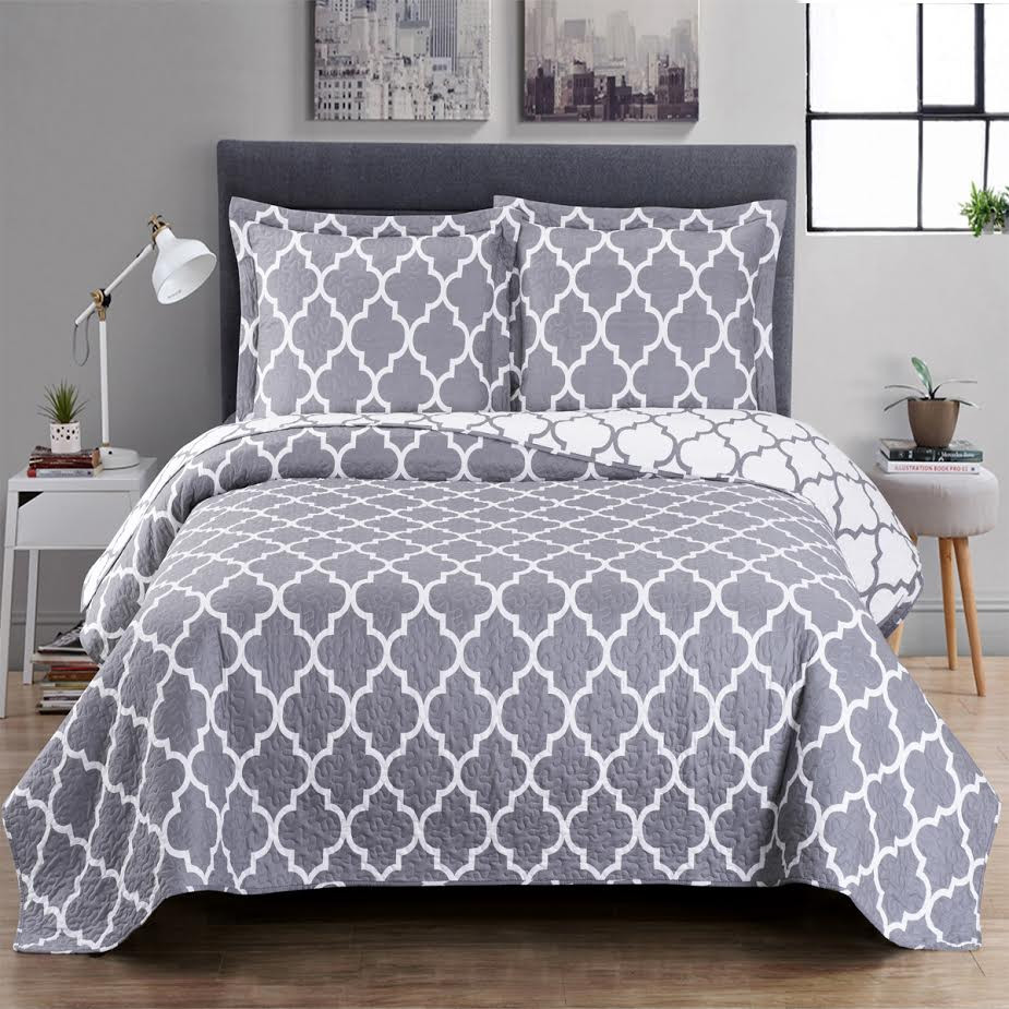 Meridian Oversized King Quilt Or Queen Size