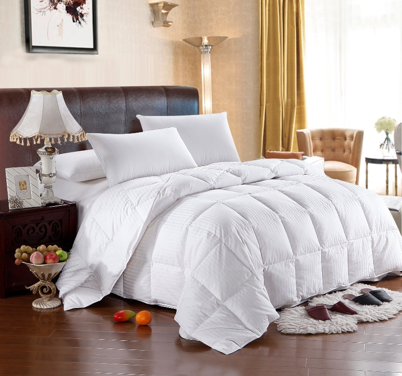 Goose Down Comforter King California King Size