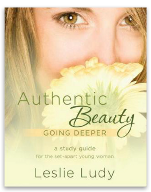 AUTHENTIC BEAUTY GOING DEEPER [WORKBOOK]