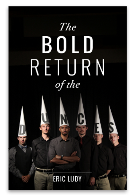 THE BOLD RETURN OF THE DUNCES (ebook)