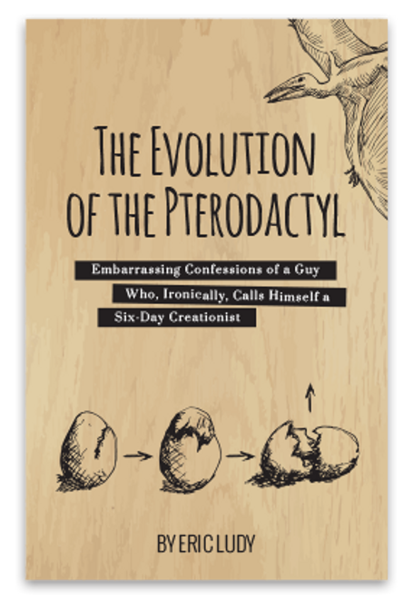 THE EVOLUTION OF THE PTERODACTYL (ebook)