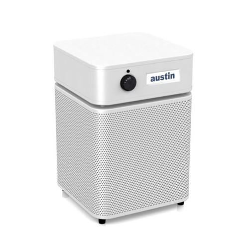 Austin Air HealthMate Jr PLUS Air Cleaner, White