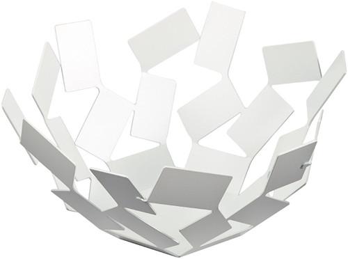 """Alessi """"Stanza Dello Scirocco"""" Fruit Holder, White"""