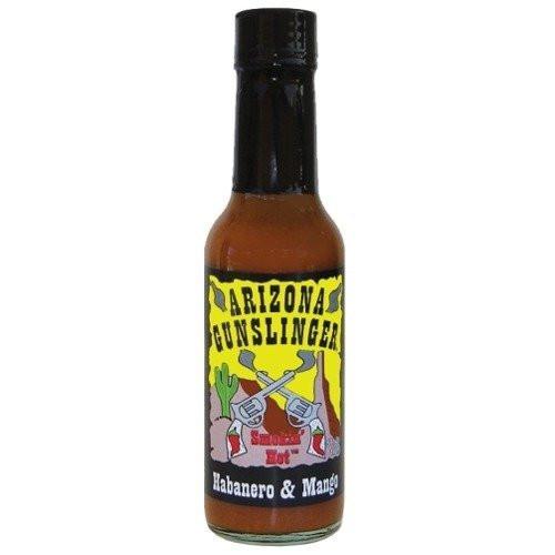 Arizona Gunslinger Habanero & Mango Pepper Sauce (1) 5 oz.