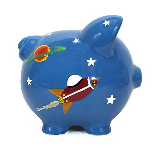 Child to Cherish Astro Piggy Bank, Star Room