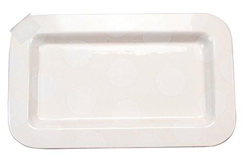 Happy Everything Mini Entertaining Platter - White