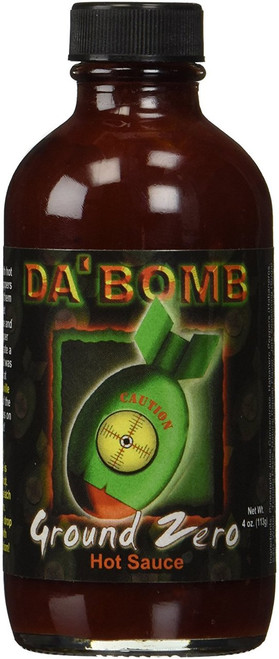 DA BOMB Ground Zero, 4 fl oz