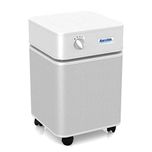 Austin Air HealthMate+  HM450 Air Purifier - White