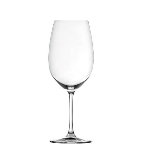 Spiegelau 4720177 Salute Bordeaux Wine Glasses (Set of 4), Clear