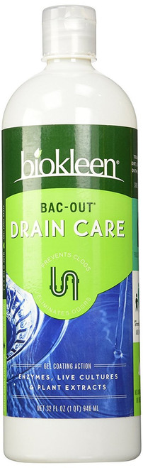 Biokleen Bac-Out Drain Care, 32 Ounces