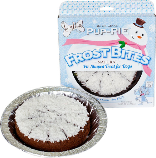 The Original Pup-PIE™ Frost Bites Holiday Dog Treat