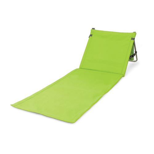Picnic Time Beachcomber Portable Beach Mat, Lime Green