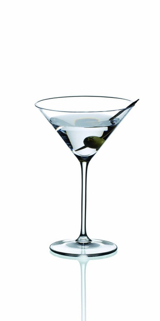 Riedel Vinum XL Leaded Crystal Martini Glass, Set of 8