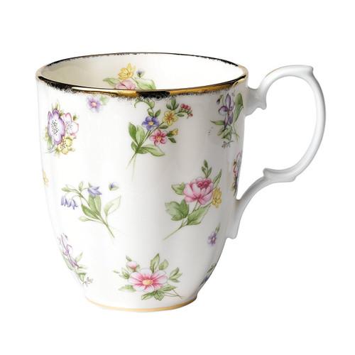 Royal Albert 100 Years 1920 Mug, 14.1 oz, Multicolor