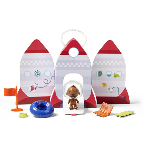 Sago Mini - Portable Playset: Harvey's Spaceship