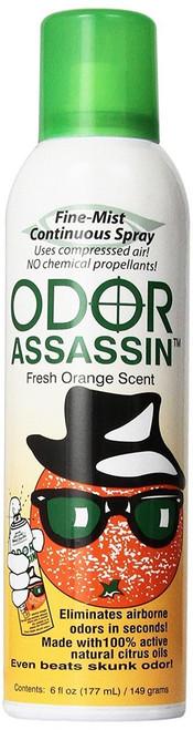 Odor Assassin Odor Eliminator, Orange