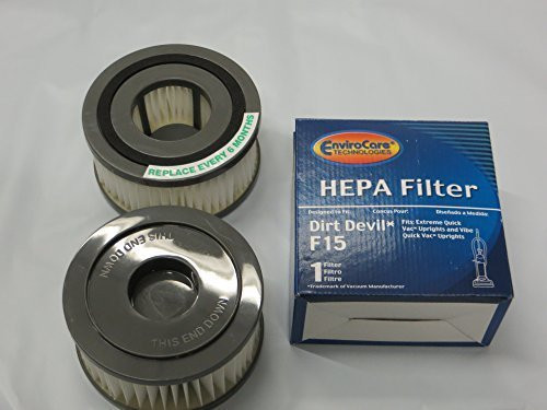 1 Dirt Devil 3SS0150001 F15 HEPA Filter