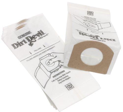 Dirt Devil Type G Vacuum Bags (20-Pack), 3010348001