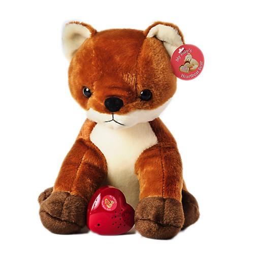 Mbhb Fox Stuffed Animal W 20 Sec Voice Recorder Fox Our