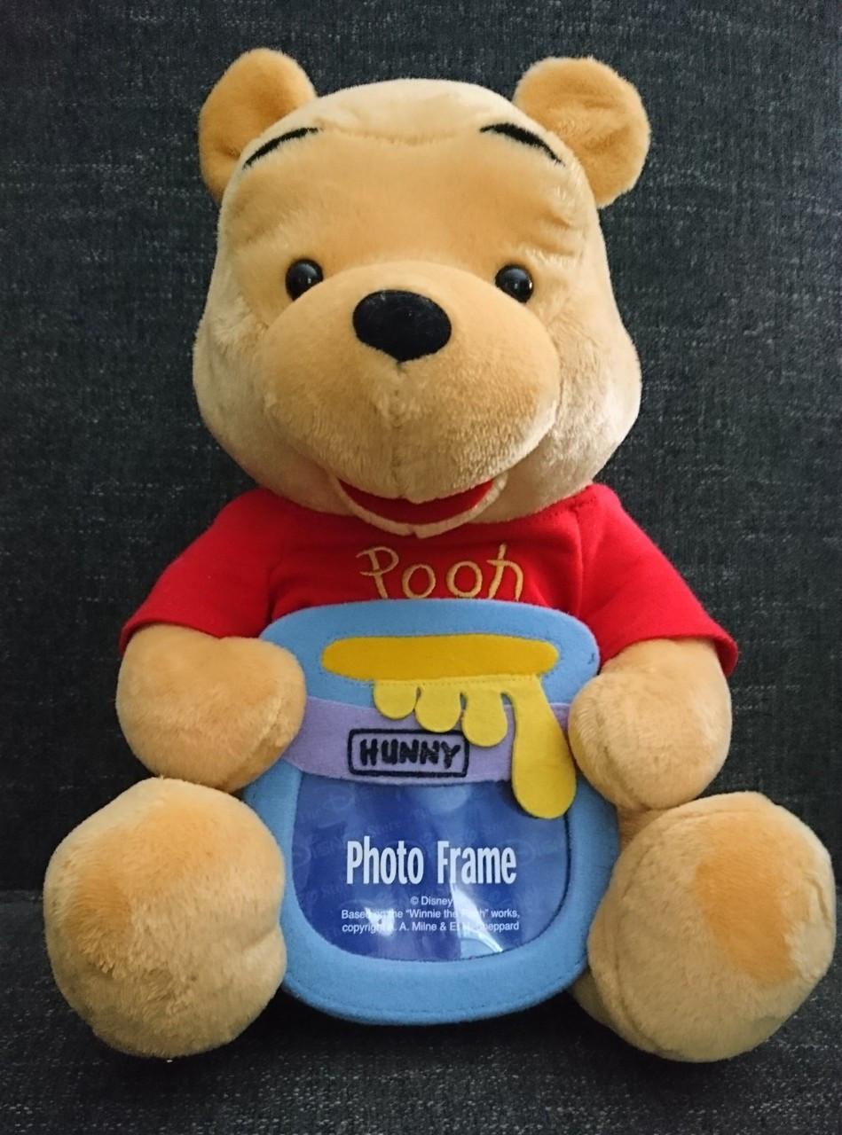 0d2683c69bf9 Disney - Winnie the Pooh - Stuffed Animal - Plush - 11