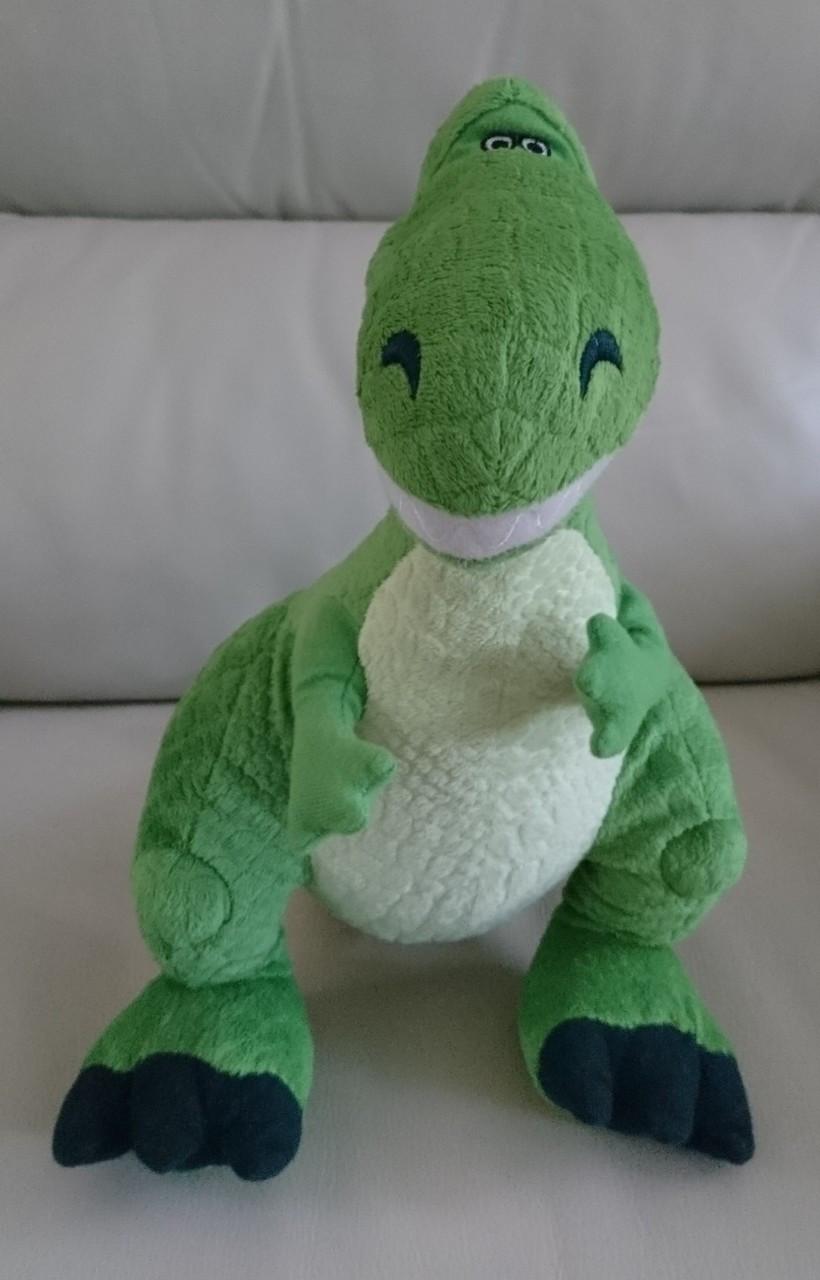 Dinosaur Plush Stuffed Animal Disney Pixar Toy Story Rex 13 Kohls
