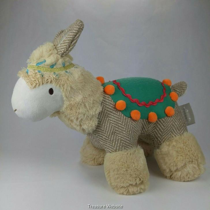 Levtex Baby Llama Alpaca Plush Colorful 13″