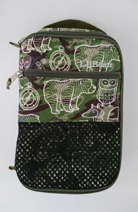 Surprising Ll Bean Lunch Box Animal Camping Design Canvas Cooler Nice Pre Owned Gmtry Best Dining Table And Chair Ideas Images Gmtryco