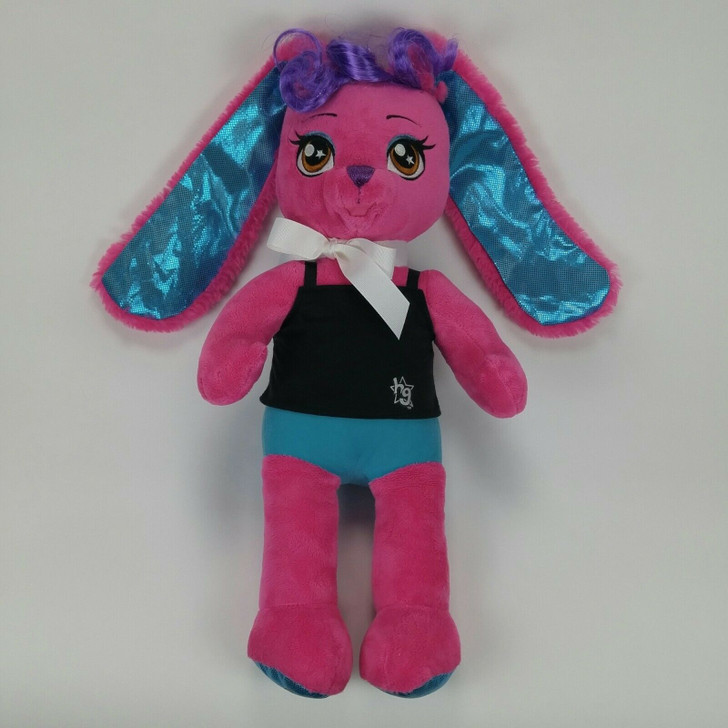 Build A Bear Rabbit HG Honey Girls Risa Rock Star 19""