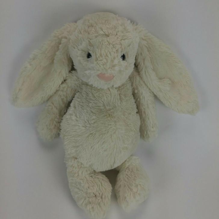 JellyCat Bunny Rabbit White – 12″