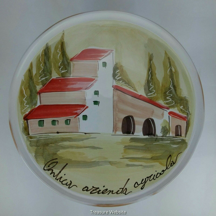 Cake Stand Vietri Made in Italy Ceramic 11″