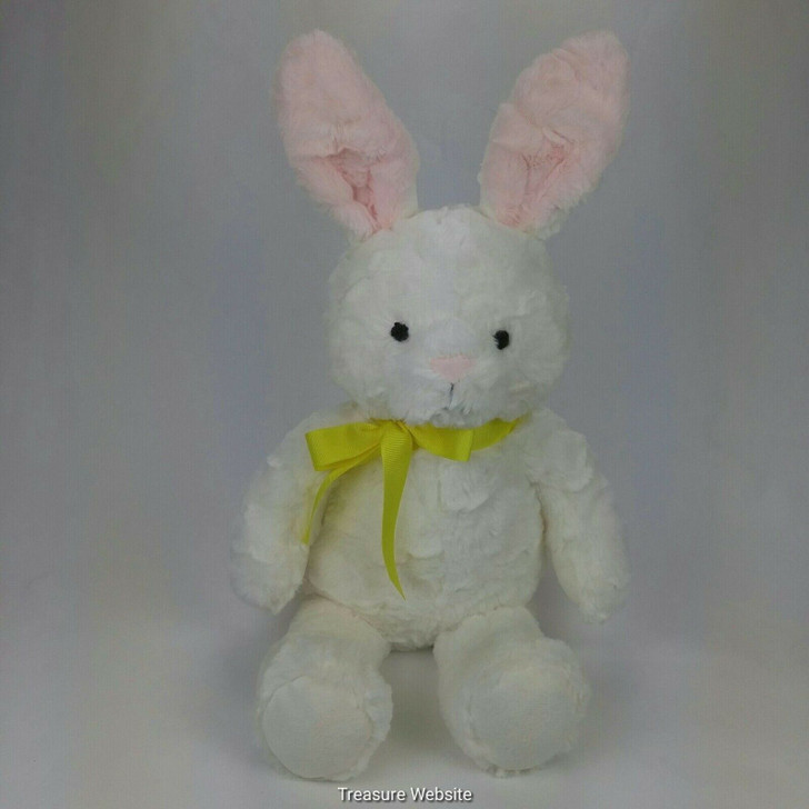 Pottery Barn Kids Rabbit White Plush 17″ H