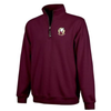 1/4 Zip Pullover (Wolf Pack Logo)