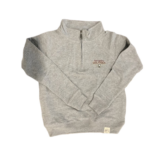 Youth 1/4 Zip Fleece