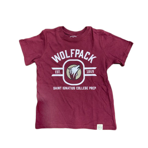 Wolfpack Youth Tee