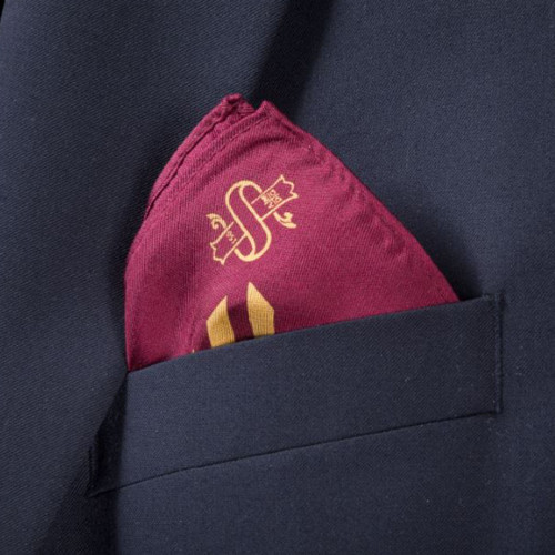 Sesquicentennial Pocket Square