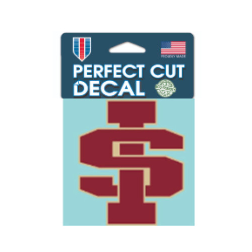 "4"" Perfect Cut SI Decal"