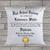 Custom (High School) Diploma Pillow