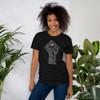 Black Female Engineers Matter Short-Sleeve Unisex T-Shirt