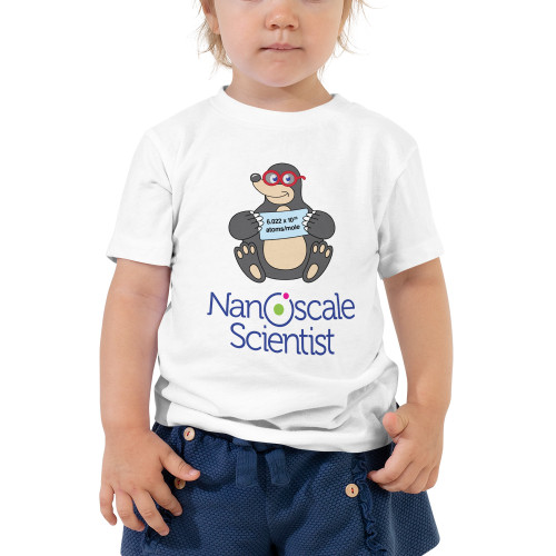 Toddler Mole Short Sleeve Tee